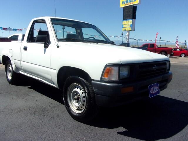 1994 Toyota Pickup Reg. Cab 2WD