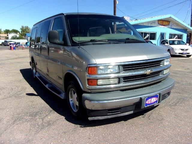2002 Chevrolet Express 1500 Cargo