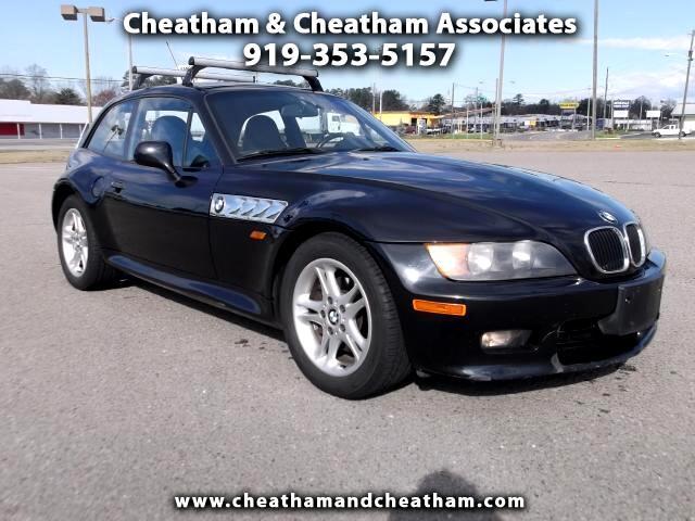 1999 BMW Z3 2.8 Coupe