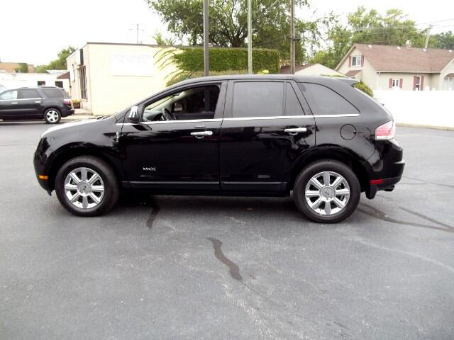 2009 Lincoln MKX Ultimte AWD