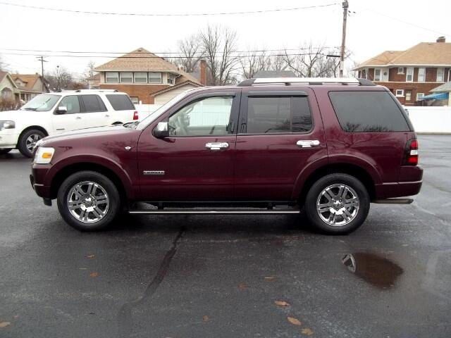 2008 Ford Explorer Limited 4.6L 4WD