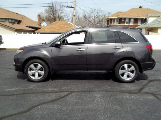 2011 Acura MDX 6-Spd AT