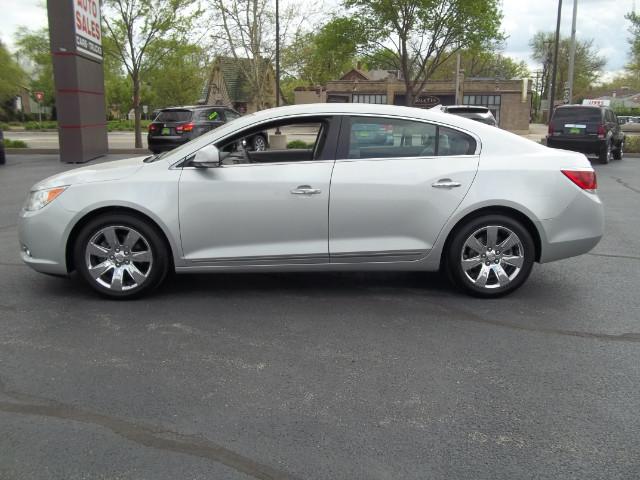 2010 Buick LaCrosse CXL FWD