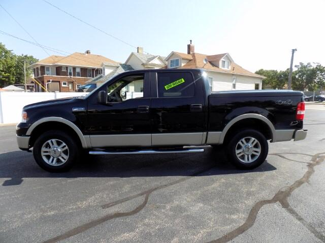 2007 Ford F-150 Lariat SuperCrew Short Box 4WD