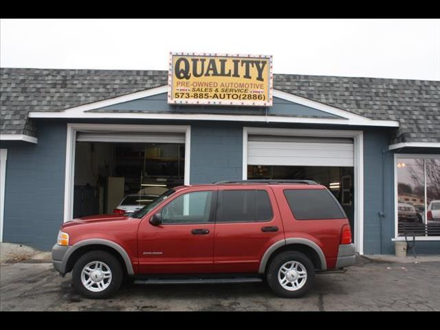 2002 Ford Explorer XLS 2WD
