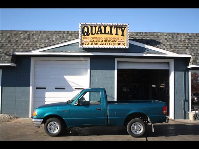 1997 Ford Ranger XL Reg. Cab Long Bed 2WD