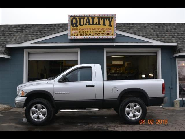 2005 Dodge Ram 1500 Laramie Long Bed 4WD