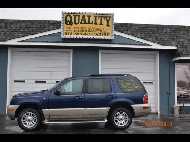 2005 Mercury Mountaineer Luxury 4.0L AWD