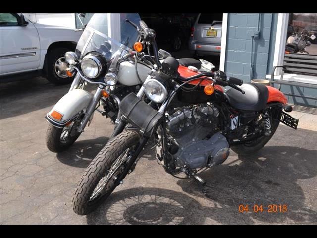 2008 Harley-Davidson XL1200N