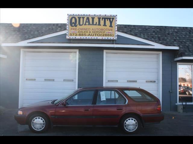 1992 Honda Accord Wagon EX