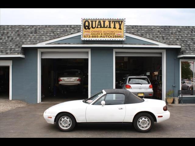 1993 Mazda MX-5 Miata Base