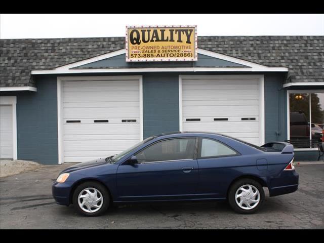 2001 Honda Civic EX coupe