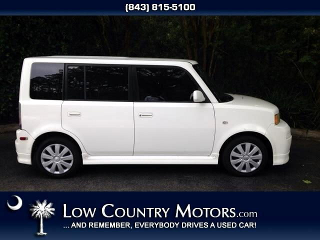 used 2005 scion xb for sale in bluffton sc 29910 low