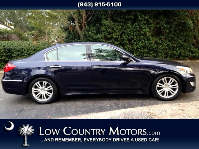2012 Hyundai Genesis 3.8L with Technology Package