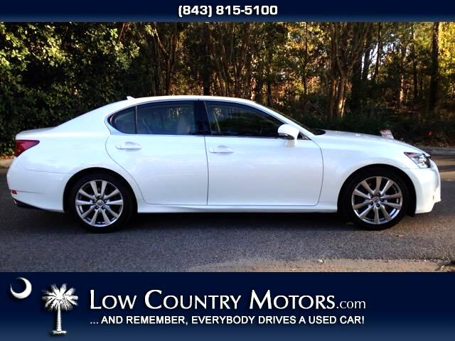 2014 Lexus GS 350 with Navigation and Premium Pkg