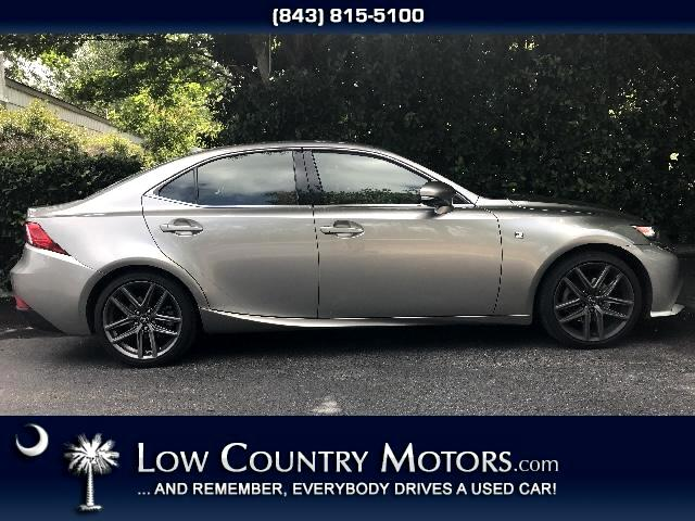 2015 Lexus IS IS 250 RWD F SPORT PACKAGE
