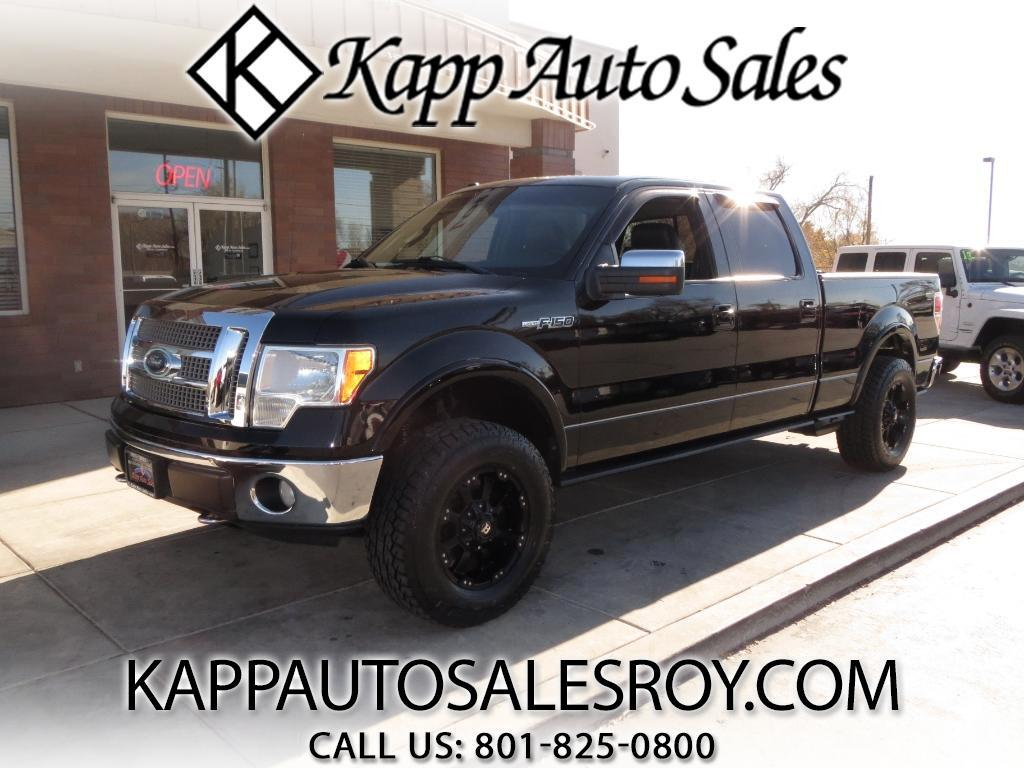 2009 Ford F-150 Lariat SuperCrew 6.5-ft. Bed 4WD
