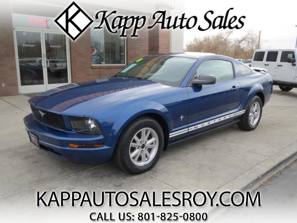 2006 Ford Mustang V6 Coupe