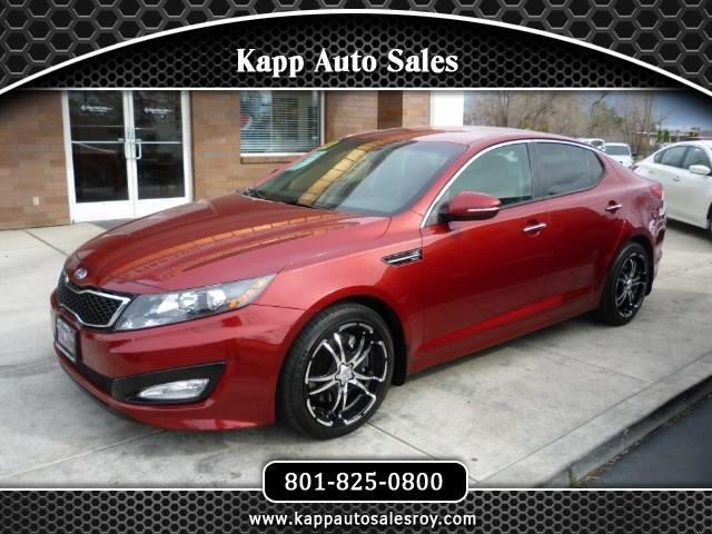 Used 2013 Kia Optima Sx For Sale In Roy Ut 84067 Kapp Auto