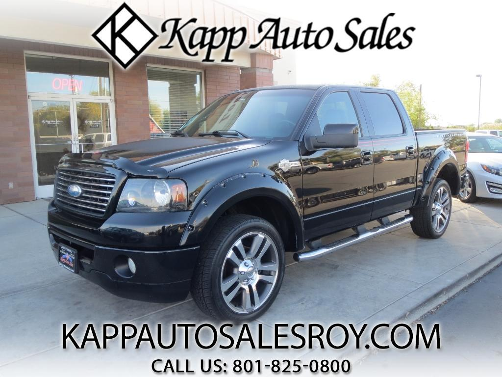 2007 Ford F-150 Lariat Harley Davidson SuperCrew 4WD