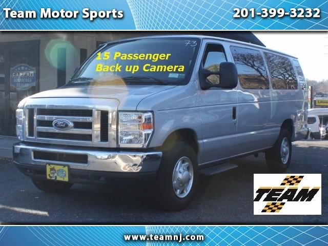 2014 Ford Econoline E-350 XLT Super Duty Extended