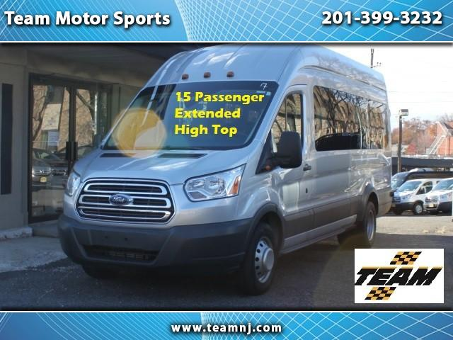 2016 Ford Transit 350 Wagon HD High Roof XLT Sliding Pass. 148 WB EL