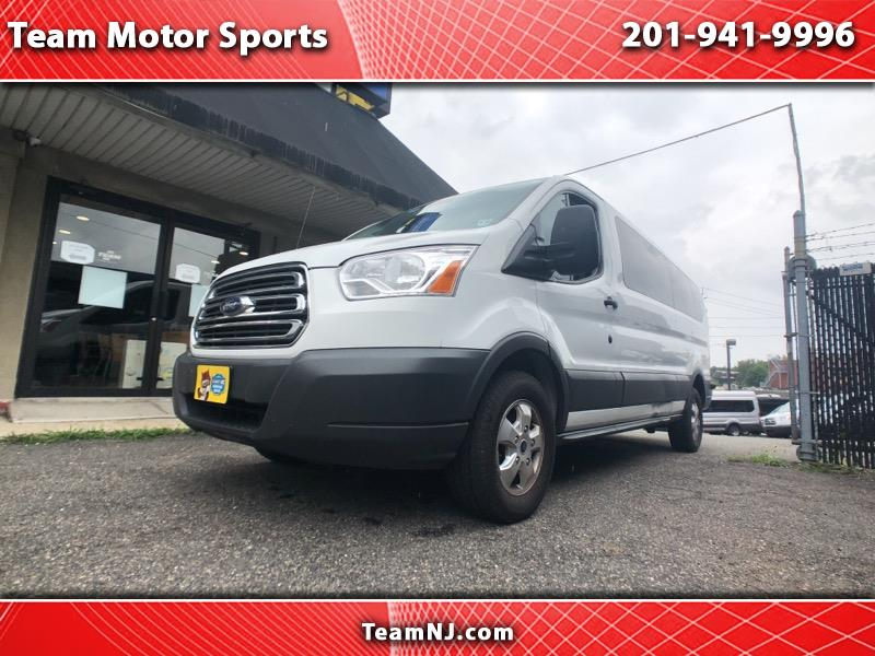 2017 Ford Transit 350 Wagon >> Transit 350 Wagon Low Roof Xlt W Sliding Pass 148 In Wb