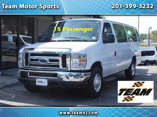 2013 Ford E-Series Wagon E-350 XLT Super Duty Extended