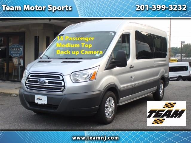 2016 Ford Transit 350 Wagon Med. Roof XLT w/Sliding Pass. 148-in. WB