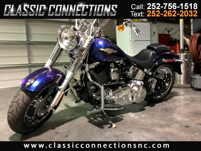 2010 Harley-Davidson FLSTF