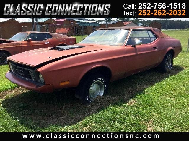 1973 Mustang MTL 25