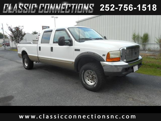 2000 Ford F-250 SD Lariat Crew Cab Long Bed 4WD