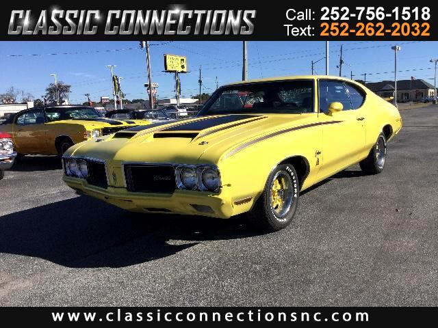 1970 Oldsmobile Cutlass RALLY 350