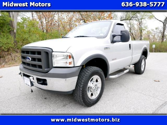 2005 Ford F-350 SD XL 4WD