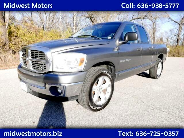 2007 Dodge Ram 1500 2WD Quad Cab 6.3 Ft Box SLT
