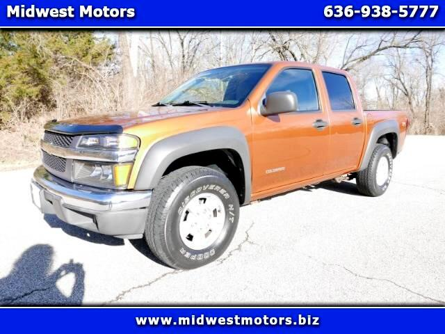 2004 Chevrolet Colorado Z71 Crew Cab 2WD