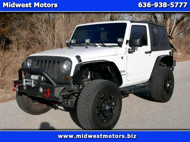 2013 Jeep Wrangler 4x4