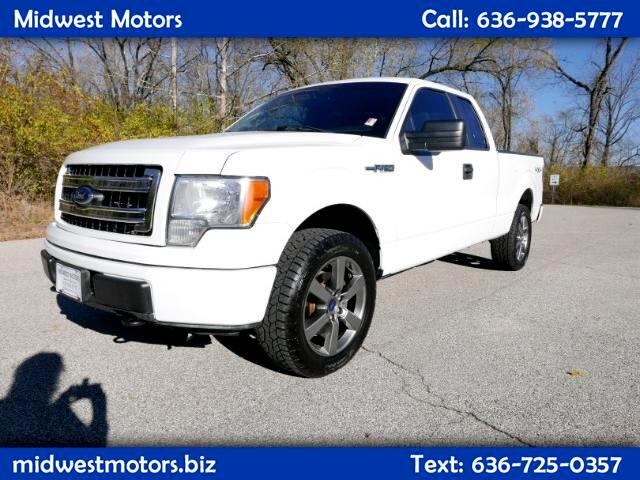 "2014 Ford F-150 Supercab 145"" XLT 4WD"