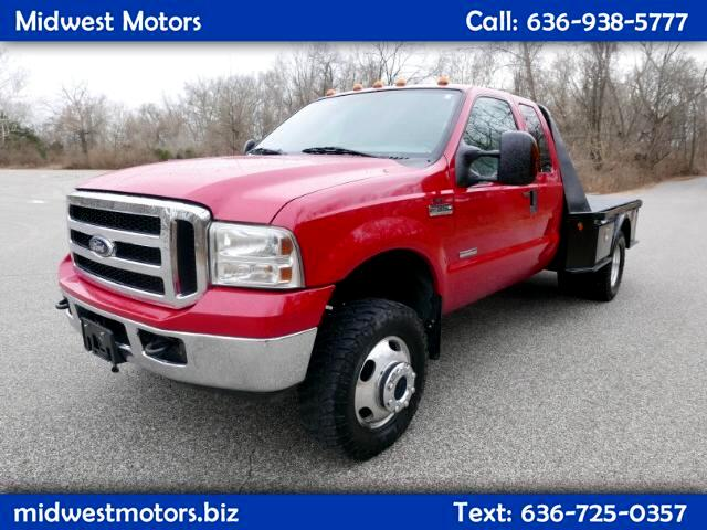 2006 Ford F-350 SD XLT SuperCab Long Bed 4WD DRW