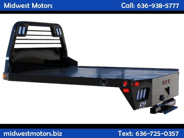 2018 CM SS FLAT BED