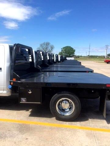 2018 CM RD FLAT BED