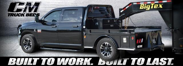 2018 CM SK SKIRTED FLAT BED