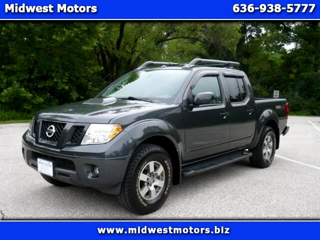 Used 2012 Nissan Frontier For Sale In Eureka Mo 63025