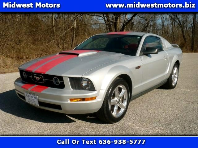2006 Ford Mustang V6 Premium Coupe