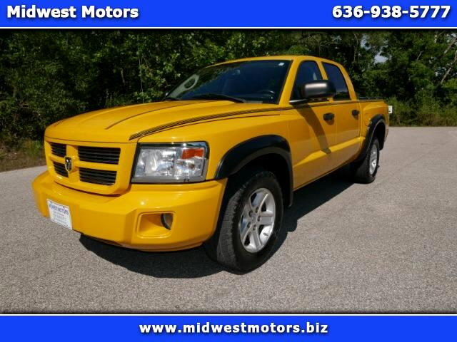 2008 Dodge Dakota Sport Crew Cab 4WD