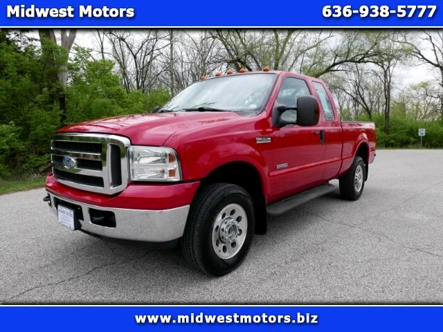 2005 Ford F-250 SD XLT SuperCab SWB 4WD