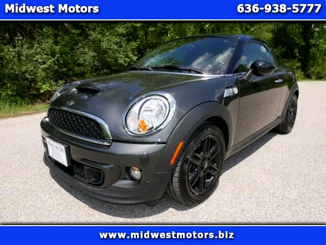 2012 MINI Coupe S