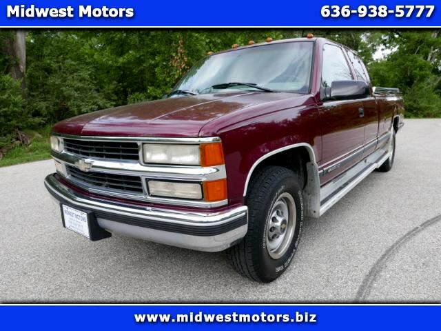 1995 Chevrolet C/K 2500 HD Ext. Cab 8-ft. Bed 2WD