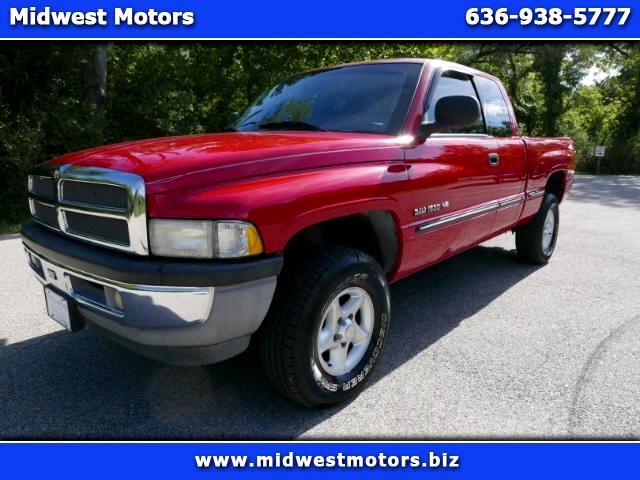 1999 Dodge Ram 1500 Club Cab 6.5-ft. Bed 4WD