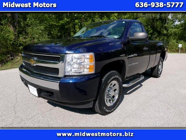2008 Chevrolet Silverado 1500 Long Bed 4WD